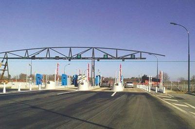 Autoroute Est-Ouest :  La station de péage de Hammadi bientôt achevée