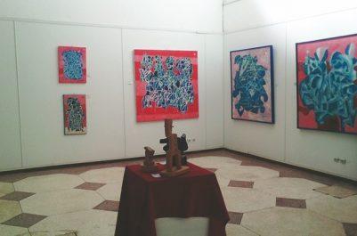 """Sous le thème """"l'Amazighité, identité et culture"""" : Le Festival des arts plastiques à Tlemcen"""