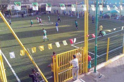 DOUAR SKALI ( SOUAFLIA) : Les jeunes demandent un stade de proximité
