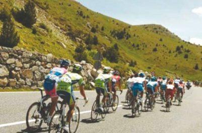 La grande boucle n'a pas transité par la Kabylie depuis longtemps : Tizi Ouzou se prépare au finish du tour d'algérie cycliste