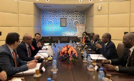 Il existe un «grand potentiel» d'échanges entre l'Algérie et l'Angola !