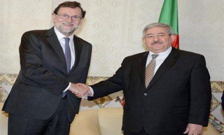Algérie-Espagne : une volonté commune d'intensifier la coopération bilatérale