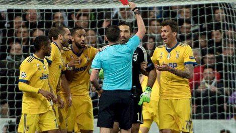 Ligue des champions : L'arbitre du match «Real Madrid – Juventus» placé sous protection policière