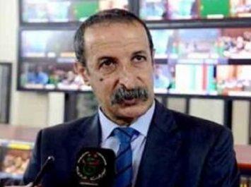 Djamel Kaouane visite le salon de l'ASBU à Tunis