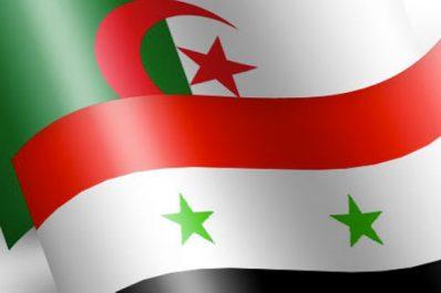 «Tirer profit de l'expérience algérienne face à la pensée extrémiste» (ministre syrien)