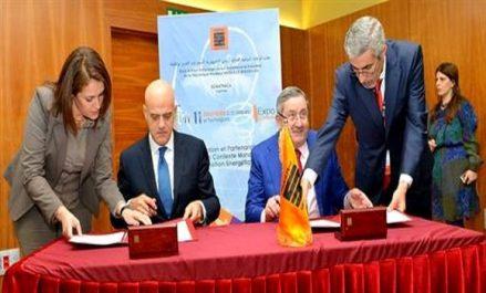Oran: signature de trois accords entre Sonatrach et le Groupe italien Eni