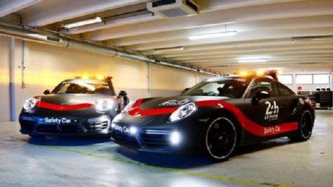 Championnat du Monde d'Endurance FIA (WEC) : Porsche 911 Turbo, nouvelle Safety Car