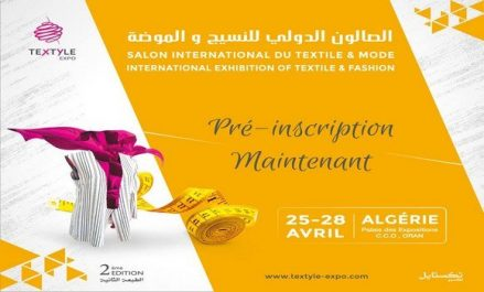 Salon international du textile et stylisme à Oran : signature de conventions pour le développement de l'industrie textile