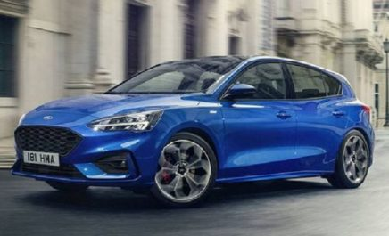 Ford : Quatrième génération de la Ford Focus, infos et photos officielles