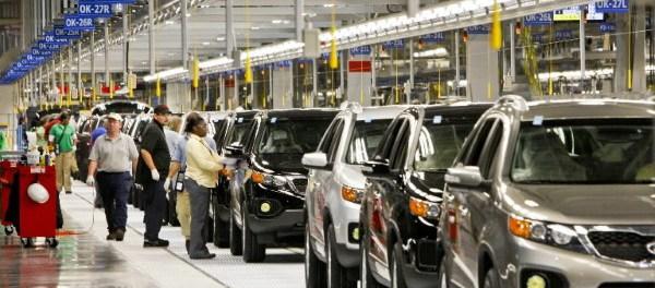 Vidéo : projet d'usine d'assemblage véhicules de marque KIA à Batna