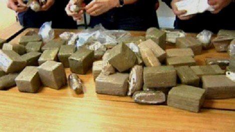 Tlemcen: 71 kg de kif saisis à Maghnia