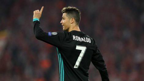 Real : Une première cette saison pour Ronaldo