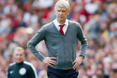 Wenger ne veut pas se presser