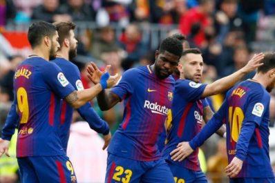Barça : Umtiti a subi les foudres du vestiaire