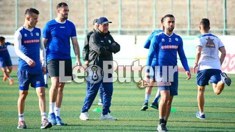 JSK – MCA (J-3) : Bouzidi : « Un match de football ne doit pas ternir les relations entre deux clubs »