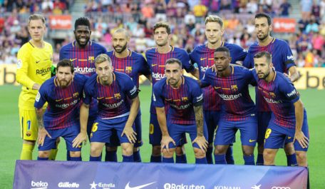 Espagne: Le Barça fera appel du carton rouge reçu par Lenglet