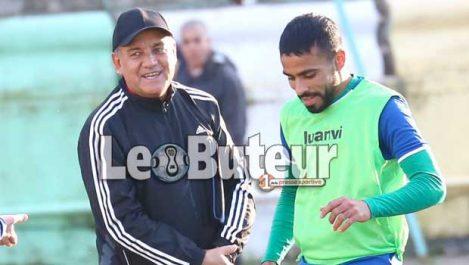 JSK : Bouzidi : «A Constantine pour composter notre qualification en finale»