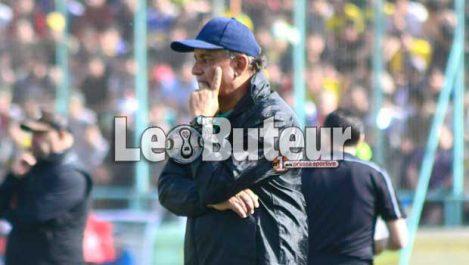 JSK : Bouzidi : «Face au MCA, nous avons joué le plus mauvais match depuis mon arrivée»