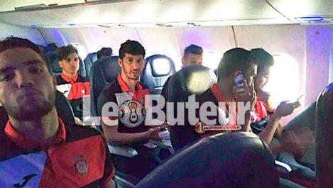 JSS – USMA (27e Journée / aujourd'hui à 16h00) : Frayeur pendant le vol Alger-Béchar