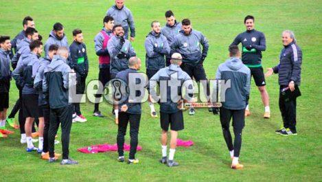 Le match face à l'Arabie Saoudite se jouera à Cadix
