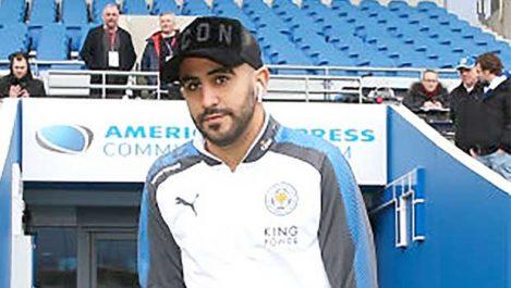 Leicester fixe le prix de Mahrez à 70 millions d'euros !