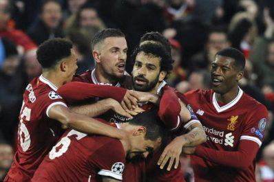 Liverpool : Prestation magistrale pour Salah face à l'AS Rome !