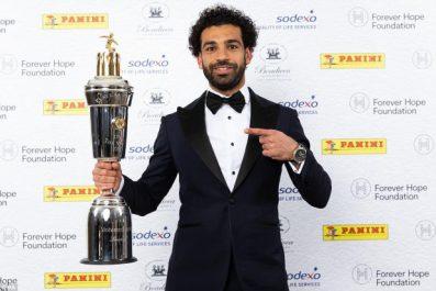 Mohamed Salah deuxième joueur africain après Mahrez a remporté le titre de meilleur joueur de Premier League