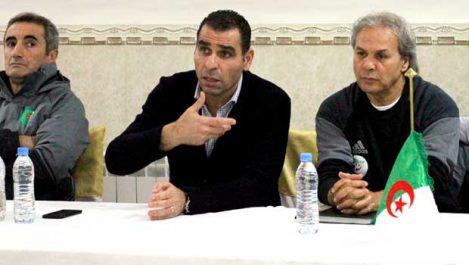 Zetchi : «Madjer jouit de toute notre confiance»