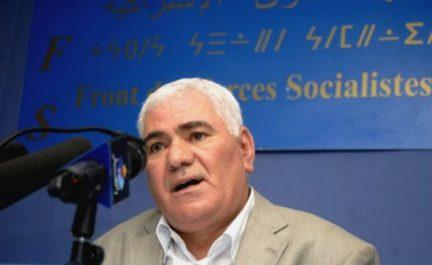 A l'issue du congrès extraordinaire du FFS: Ali Laskri reprend les rênes