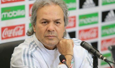 Madjer «J'ai gagné une CAN en tant que joueur, désormais, je veux la gagner en tant que sélectionneur d'Algérie»