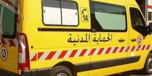 Hadjadj : Une Toyota percute une moto et fait 2 blessés graves