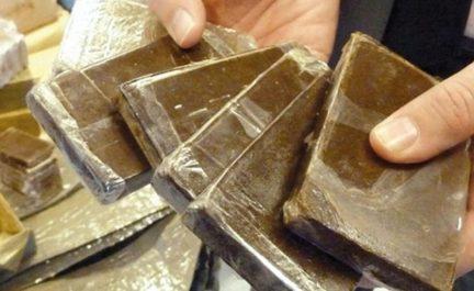 Chlef: Un narcotrafiquant arrêté en possession de près de 46 kg de kif traité