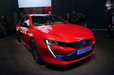Groupe PSA : Rumeurs autour d'une 508 GTI de 275ch