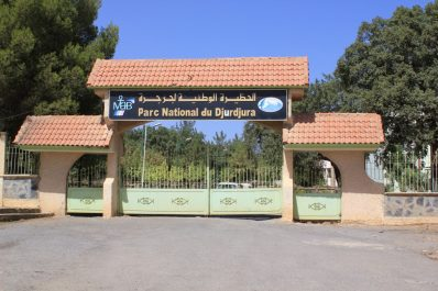 Liste des 10 parcs naturels d'Algérie