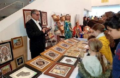Les Courbevoisiens découvrent les «Splendeurs d'Algérie» le temps d'un week-end