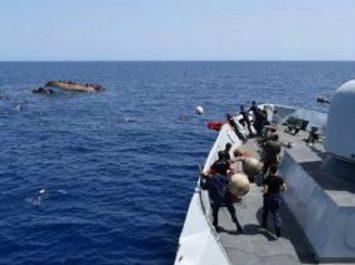 La marine libyenne sauve 120 migrants clandestins au large de sa côte occidentale