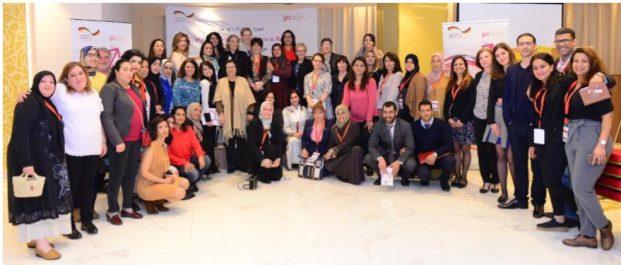 Suite au séminaire d'échange régional sur « L'emploi et l'entreprenariat féminin au Maghreb »
