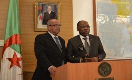 She Okitundu: l'Algérie et la RDCongo doivent entretenir des relations soutenues et étroites