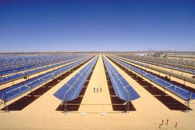 L'Algérie compte 24 centrales photovoltaïques et une ferme éolienne unique