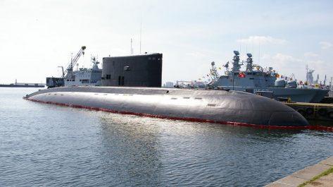 Avec ce sous-marin, la marine algérienne est «l'une des plus puissantes en Méditerranée»