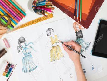Il s'inspire dans son travail des symboles berbères: Smaïl Aït Rabah, un styliste hors pair