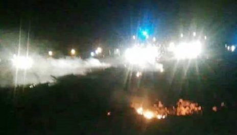 Tunisie : Crash d'un avion militaire à Sfax et mort de ses deux occupants