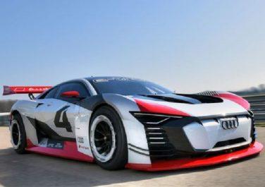 Volkswagen Group : Audi e-tron Vision Gran Turismo, de la Playstation à la réalité