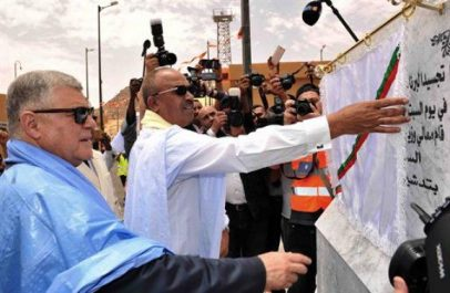 Le gazoduc Illizi-Djanet important et utile pour la région et pour l'économie nationale