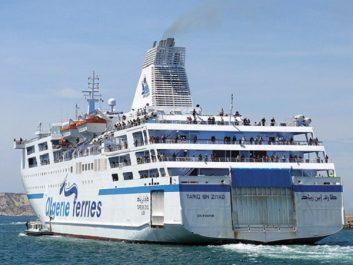 Report de la traversée Alger/Marseille: prise en charge et indemnisation des passagers (ENTMV)