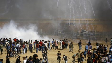 Le monde dénonce le « massacre » contre les manifestants palestiniens lors de l'inauguration de l'ambassade américaine à El Qod