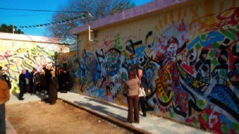 Histoire de l'art : la saga d'une fresque algérienne