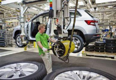Volkswagen Group : Skoda produire dans une usine Volkswagen pour répondre à la demande