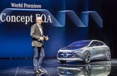 Industrie Automobile : Mercedes annonce sa première voiture « Made in France », qui sera électrique
