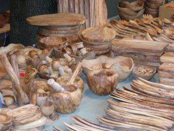 Mise en valeur des produits artisanaux : Au «terroir des gourmets»